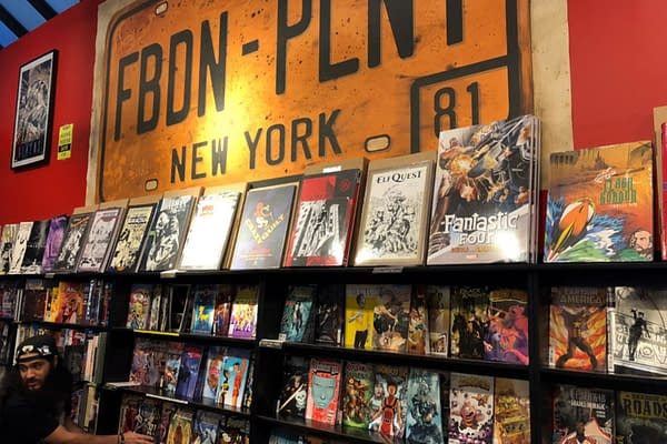 Forbidden Planet of New York Launches GoFundMe To Survive.