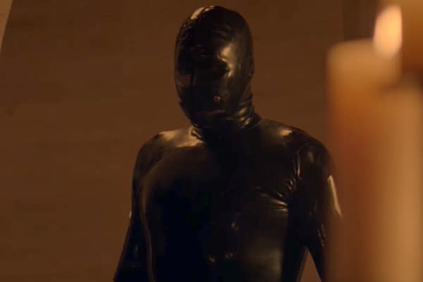 Rubber Man appears in American Horror Story, courtesy of FX Networks/AHS.