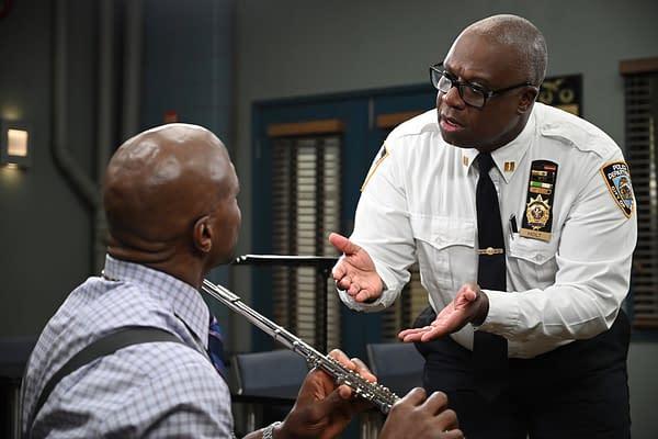 """Brooklyn Nine-Nine"" Season 7: Jake's Daddy Vision Quest [PREVIEW]"