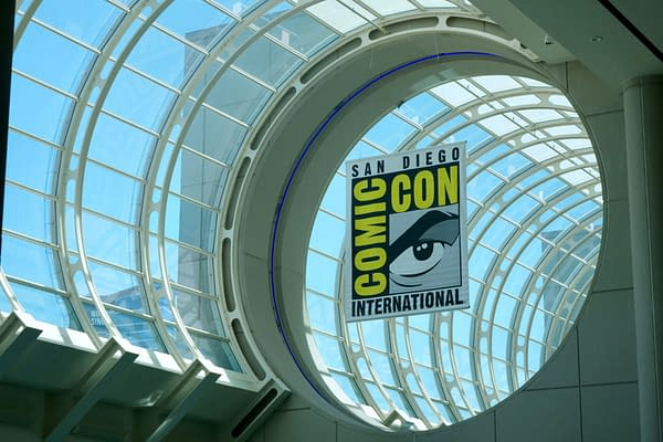 JULY 18 2019. Inside the San Diego's Convention Center for the 50th Comic-Con. Editorial credit: Alessia93 / Shutterstock.com
