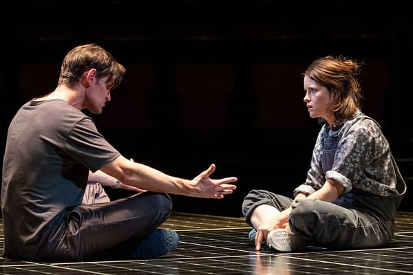 Matt Smith and Claire Foy To Perform Socially Distanced Play in London