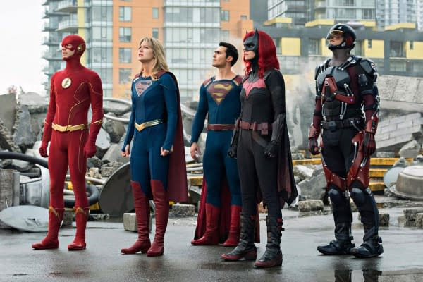 Batwoman and Superman & Lois set to crossover in 2021, courtesy of The CW.