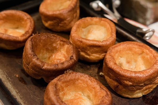 Yorkshire Pudding, England. By Vaternam