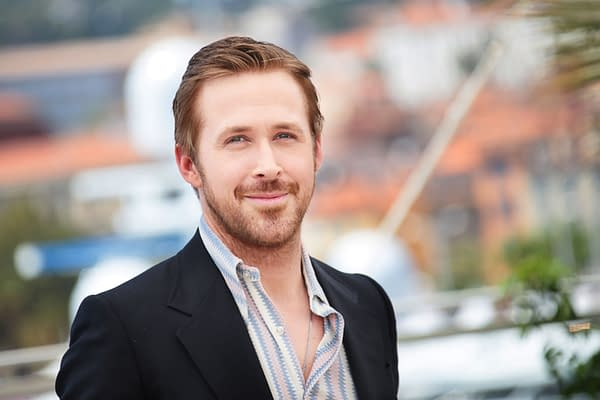 Ryan Gosling making selfies at The Nice Guys' photocall during the 69th annual Cannes Film Festival at the Palais des Festivals on May 15, 2016 in Cannes . Editorial credit: Denis Makarenko / Shutterstock.com
