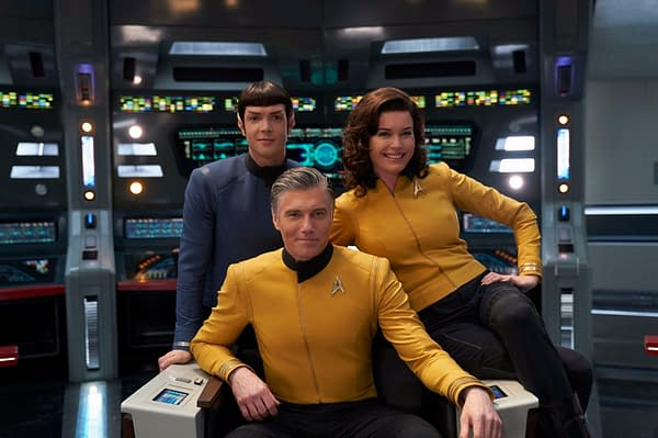 Star Trek: New Worlds is coming soon to CBS All Access (image courtesy CBS All Access).
