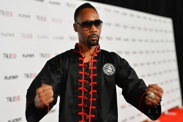 Samurai In A Hoodie, a New Comic From Wu-Tang Clan's RZA and Sputnik.
