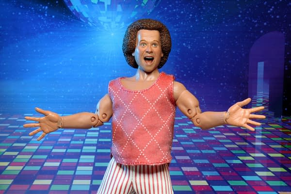 NECA Reveals New Richard Simmons Figure Out In September
