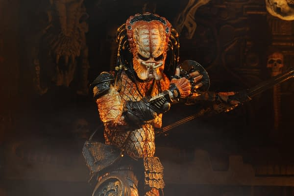 NECA Releasing Two New Predator 2 Figures: Stalker And Guardian