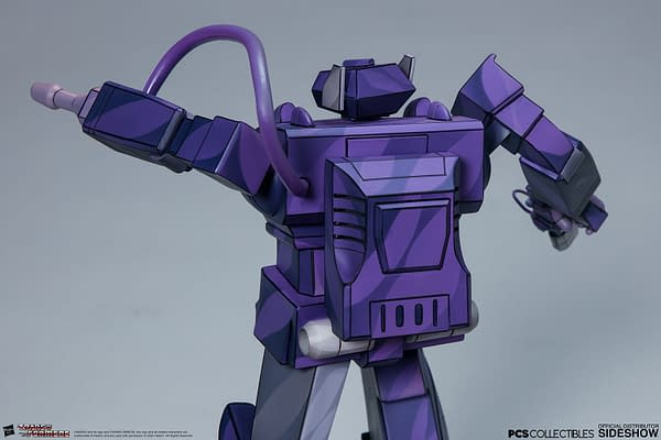 Transformers Shockwave Returns to Gen 1 With PCS Collectibles