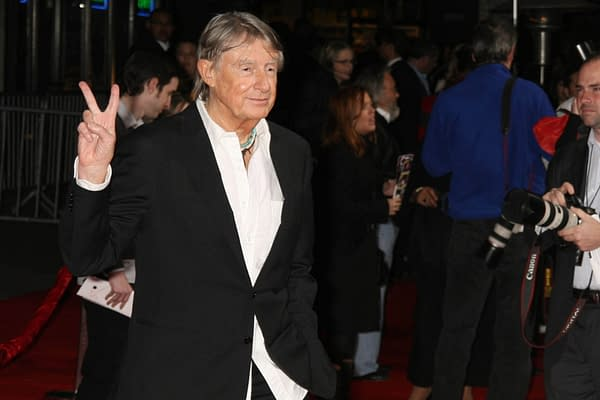 """Joel Schumacher at the Los Angeles Premiere of """"The Number 23"""". The Orpheum Theater, Los Angeles, CA. 02-13-07. Editorial credit: s_bukley / Shutterstock.com"""