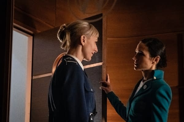 A look at Snowpiercer season 1, episode 7 (Image: TNT).