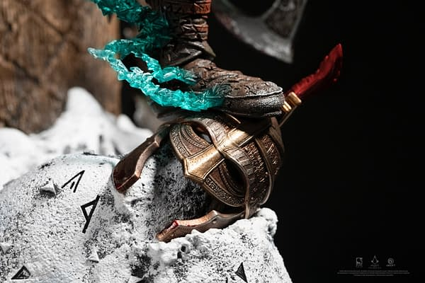 Assassin's Creed Valhalla Gets Mighty Statue from Pure Arts