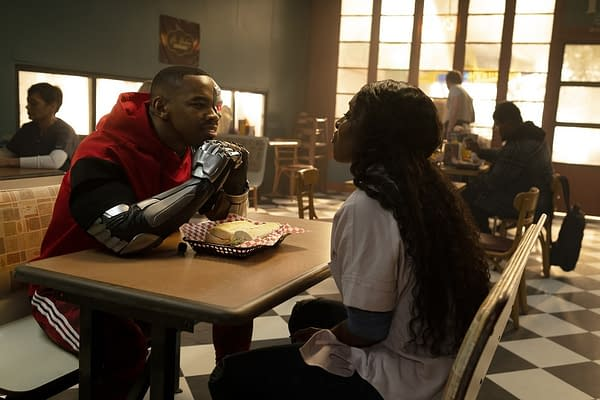 Doom Patrol Season 2 Previews Really Depend On How Much You Blink