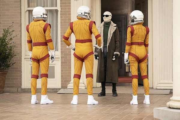 """A scene from Doom Patrol """"Space Patrol"""" (Image: DC Universe/HBO Max)"""