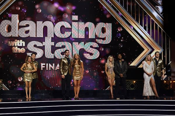 DANCING WITH THE STARS (ABC/Kelsey McNeal)