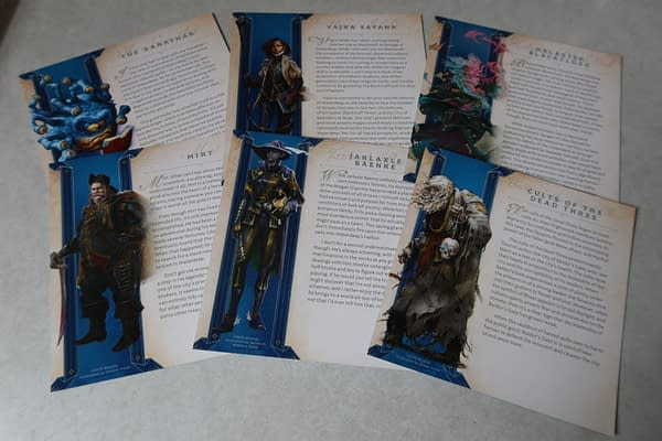 We Review Dungeons & Dragons' Laeral Silverhand's Explorer's Kit