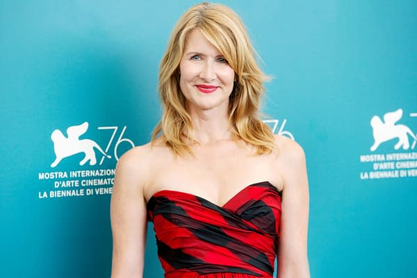 """VENICE, ITALY - AUGUST 29: Laura Dern attends """"Marriage Story"""" photo-call during the 76th Venice Film Festival on August 29, 2019 in Venice, Italy. (Image: Andrea Raffin / Shutterstock.com)"""