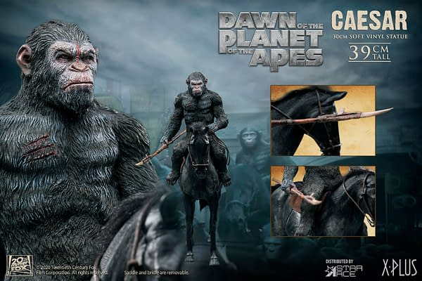 Planet of the Apes Ceasar Leads the Way with Star Ace Toys