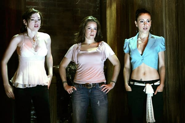 A look at the cast of Charmed (Image: WBTV)