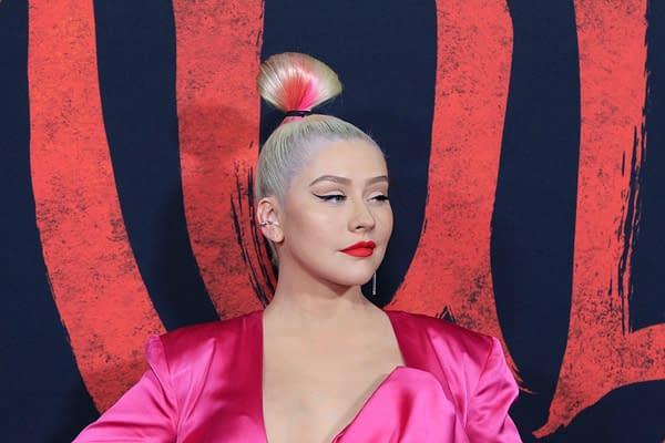 Mulan: Christina Aguilera Releases a New Recording & MV of Reflection