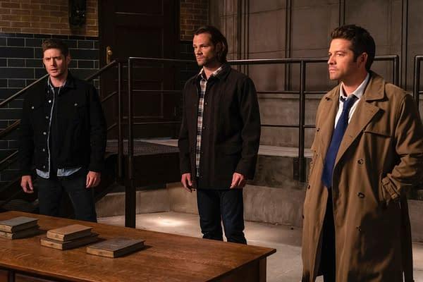 Supernatural: Mark Pellegrino, Timothy Omundson & More Talk SPN Impact