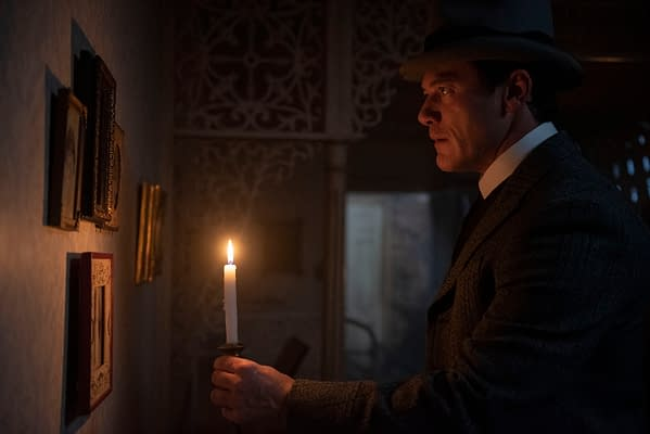 Echo 3: Luke Evans Set to Star in Apple TV+ Action Thriller Series