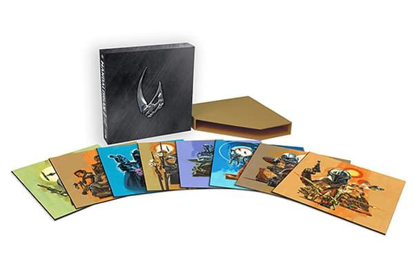 Mondo Offering The Complete Mandalorian Season 1 Soundtrack On Vinyl