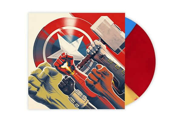 Mondo Music Release Of The Week: The Avengers Soundtrack