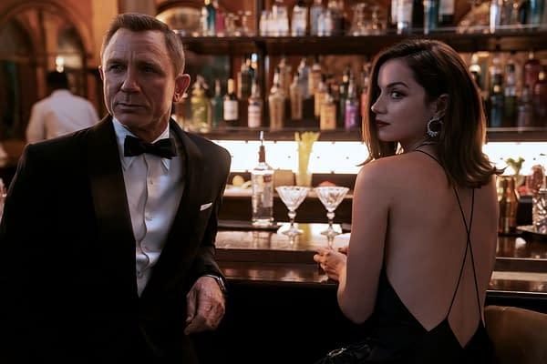 Pas le temps de mourir La dernière bande-annonce de Bond révèle des personnages clés, plus d'intrigue