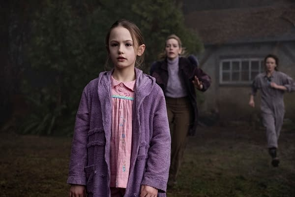 The Haunting of Bly Manor Trailer Unearths Dark, Tragic Secrets