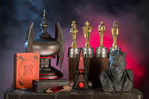 Star Wars Galaxy's Edge Collectibles Coming Soon to Shop Disney