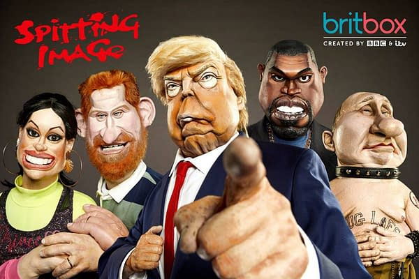 Spitting Image: Watch New Episodes for Free on YouTube!