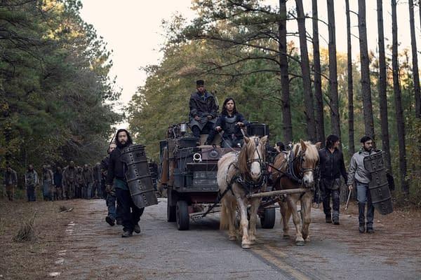 The Walking Dead Season 10 (Image: AMC)