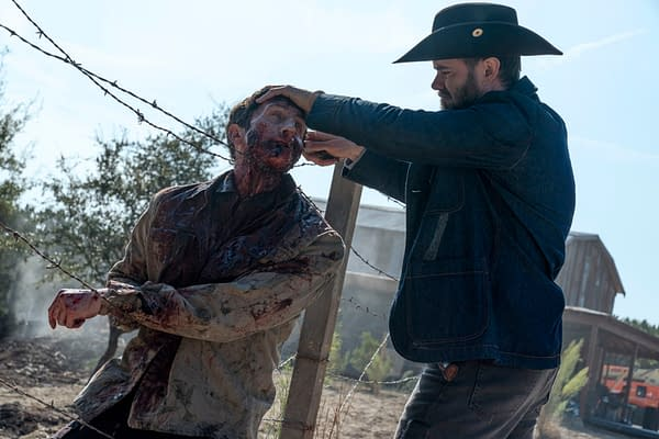 Fear the Walking Dead Preview: Dorie's Investigation Could Cost Him