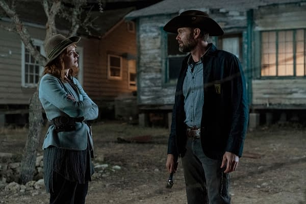 Fear the Walking Dead _ Season 6, Episode 4 - Photo Credit: Ryan Green/AMC