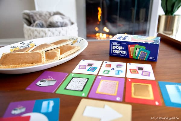 Yes, Pop Tarts is now a card game, courtesy of Funko Games.