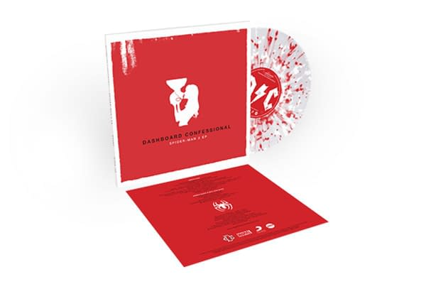 Mondo Music Release Of The Week: Dashboard Confessional Spidey 2 EP