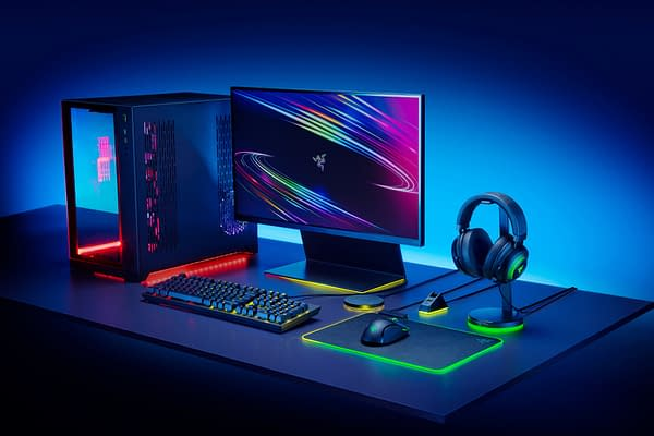 A look at the Chroma products released this week, courtesy of Razer.