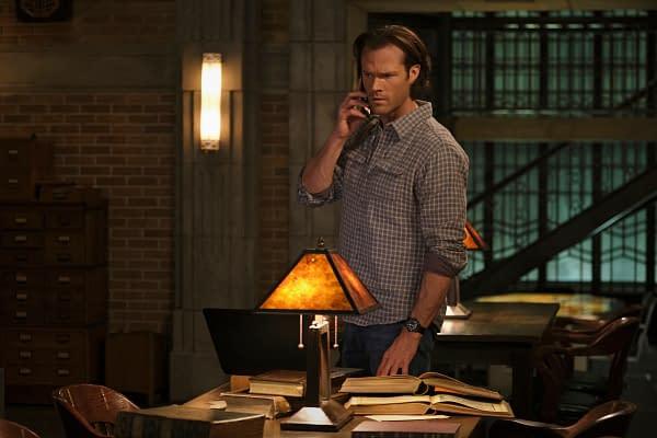 Supernatural Season 15 Preview: Jack & Dean Face One Final Ritual
