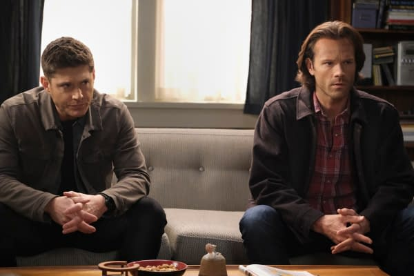 Supernatural -- Photo: Bettina Strauss/The CW -- © 2020 The CW Network, LLC. All Rights Reserved.