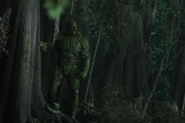 Swamp Thing E05 Preview: Abby's Deadly Past; Swampy's Uncertain Future
