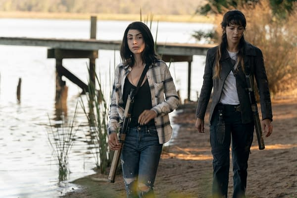 The Walking Dead: World Beyond Preview: Elton's Loyalties Are Tested