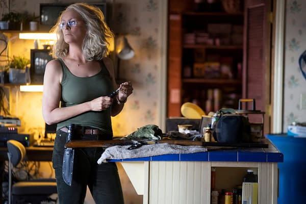 Halloween Kills: Jamie Lee Curtis Talks How Film Reflects Real Life
