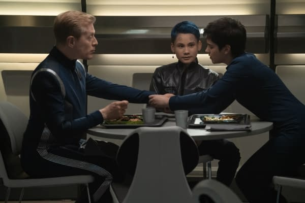 """Star Trek: Discovery """"Scavengers"""" Review: Swashbuckling Under Pressure"""