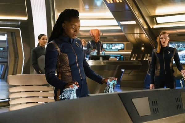 Star Trek: Discovery Season 3 Preview: Burnham and Georgiou Go Rogue