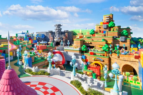 Super Nintendo World will officially open on February 4th, 2021, courtesy of Universal Studios Japan.