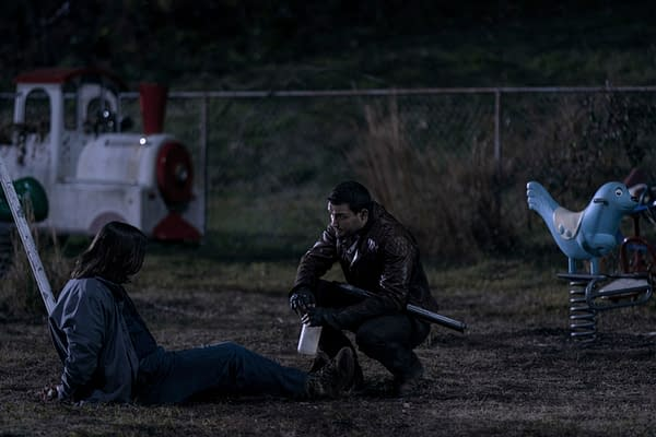 The Walking Dead: World Beyond Preview: Does Silas' Story End Here?