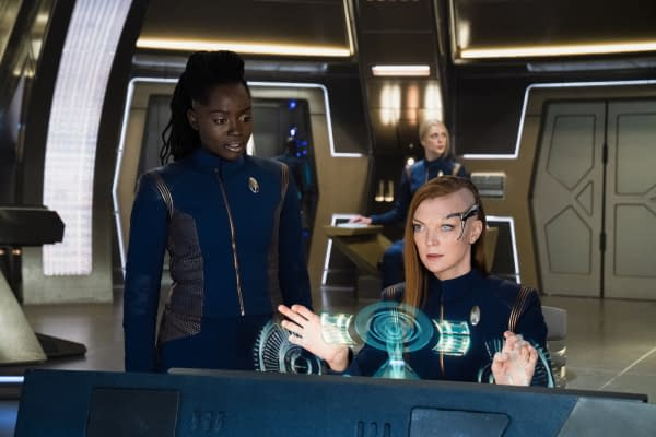 """Star Trek: Discovery S03 Review: """"The Sanctuary"""" Forges New Identities"""