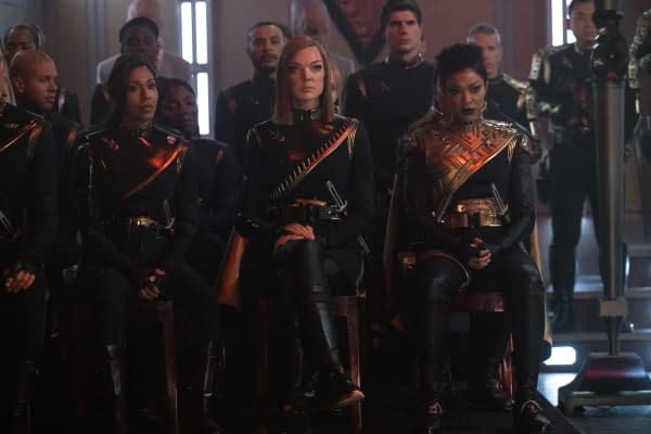 Star Trek: Discovery – Terra Firma, Part I: Mirror Universe Homecoming
