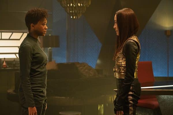 "Star Trek: Discovery ""Terra Firma, Part 2"": It's a Woe-derful Life"